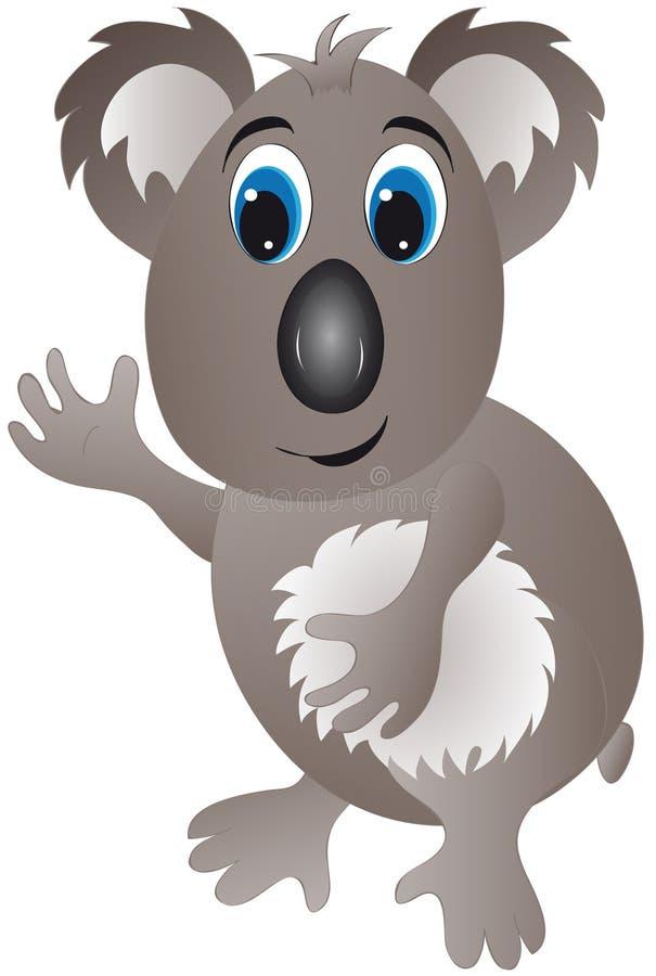 Download Coala stock vector. Image of drawing, mammal, fabulous - 15945847