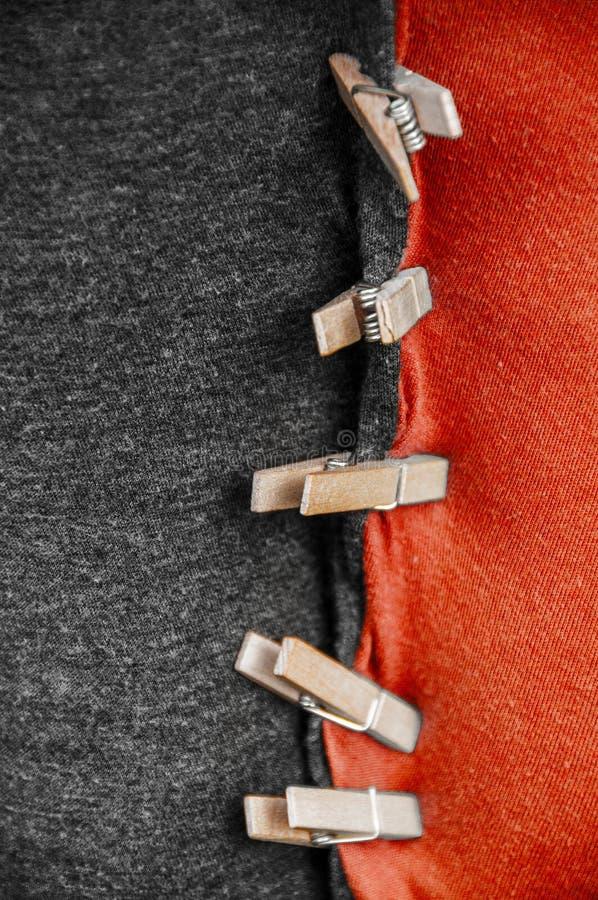 Coalizione rossa nera fotografia stock libera da diritti