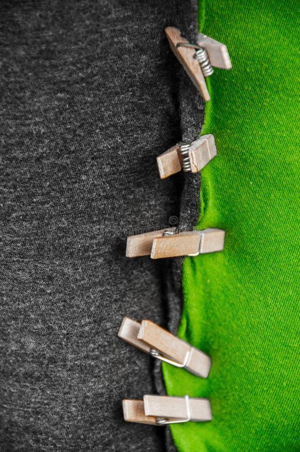 Coalizione verde nera fotografia stock libera da diritti