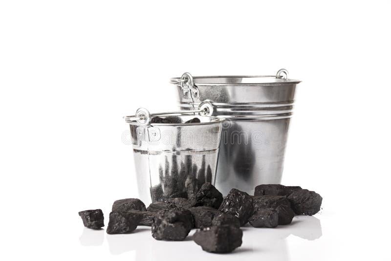 Coalmining przemysł zdjęcia royalty free