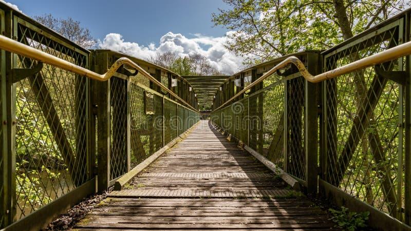 Coalport, Shropshire, Inghilterra, Regno Unito immagini stock