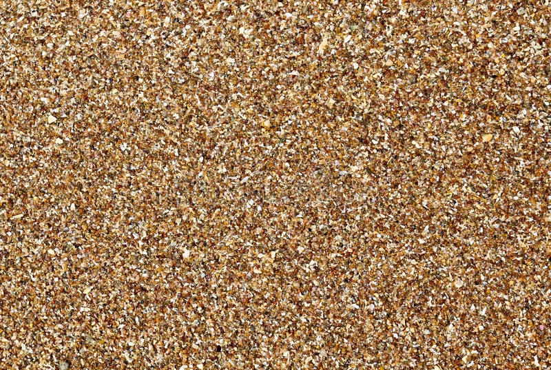 Coarse sand seamless pattern. royalty free stock photography