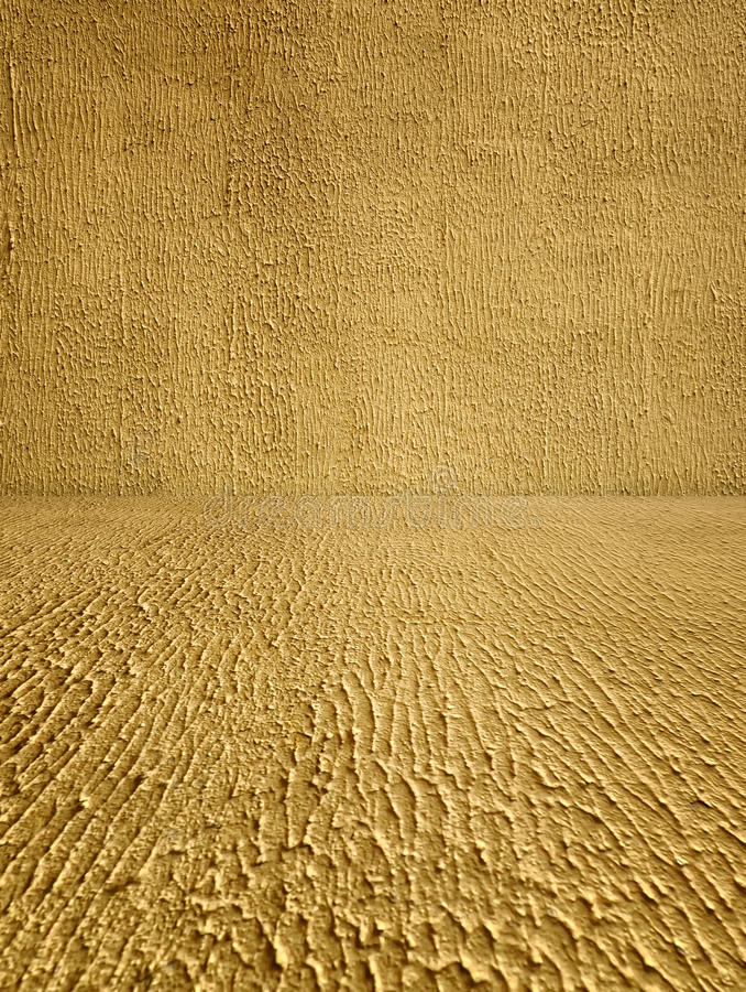 Download Coarse Textured Stucco Room Stock Photo - Image: 27109700
