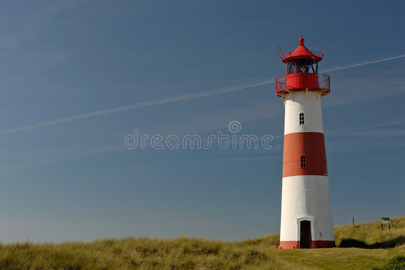 Download At the coast stock photo. Image of holstein, lights, blue - 1272228