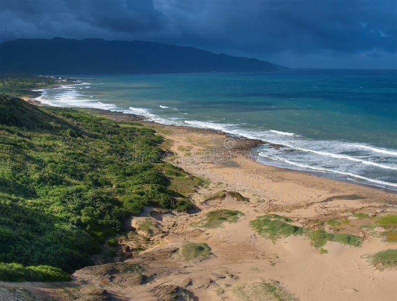 Download Coast stock photo. Image of taiwan, storm, coast, light - 28189094