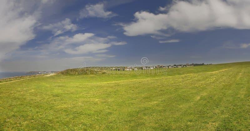 Download Coast stock photo. Image of green, holiday, great, coastal - 7664728