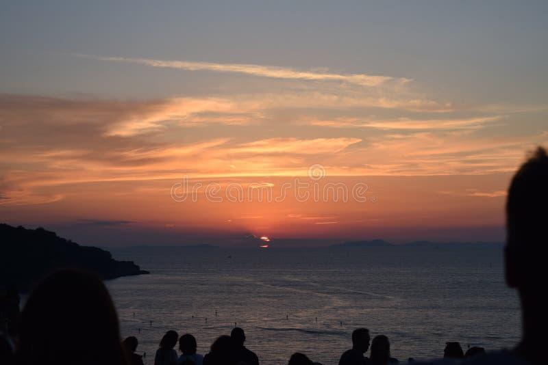 Coast Amalfitana stock photo