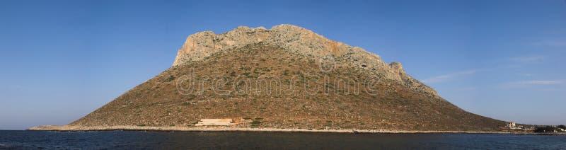 Coast Of Crete Royalty Free Stock Photography