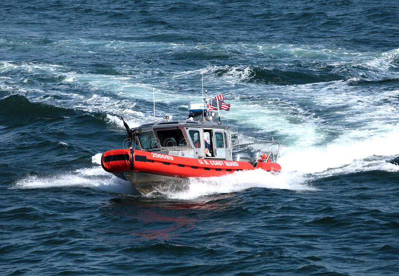 Download Coast Guard gun ship editorial photography. Image of security - 20892642