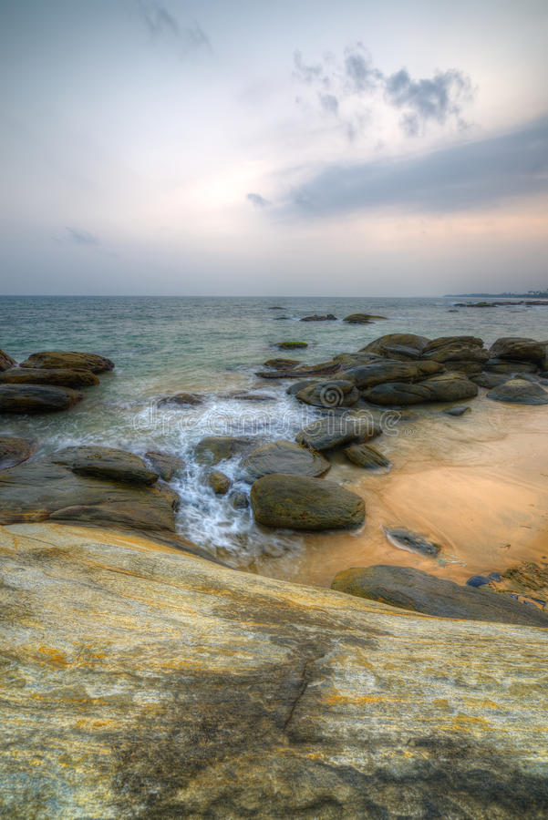 Download Coast of the Indian ocean stock photo. Image of nobody - 28557102