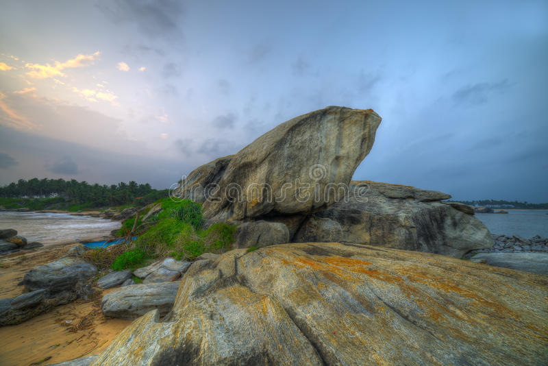 Download Coast Of The Indian Ocean Royalty Free Stock Image - Image: 28557106