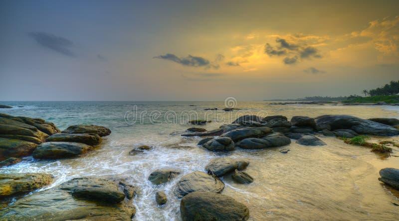 Download Coast of the Indian ocean stock image. Image of ocean - 28557113
