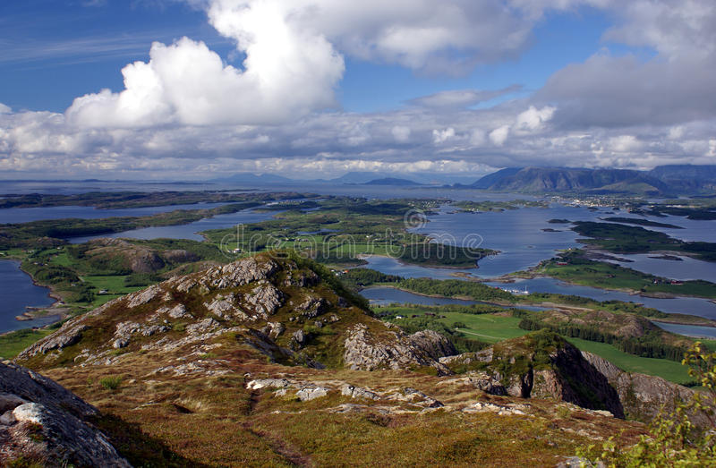Download Coast of Norway stock image. Image of ocean, water, nature - 14857761