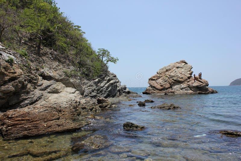 Coast, Sea, Rock, Coastal And Oceanic Landforms royalty free stock images