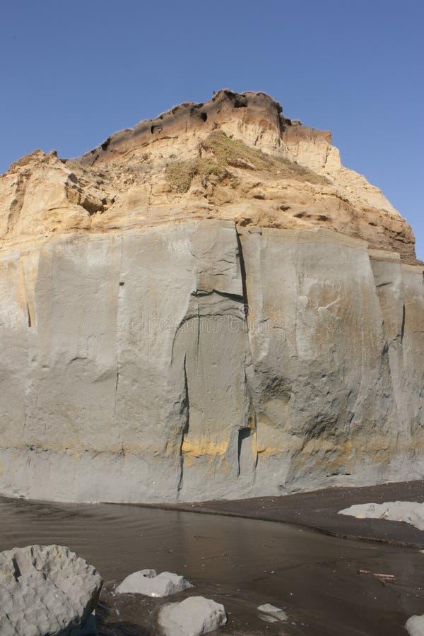 Coastal Cliff royalty free stock photo