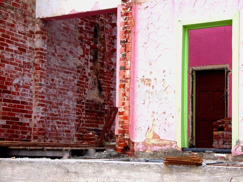 Download Coastal Demolition 2 Royalty Free Stock Image - Image: 3637506