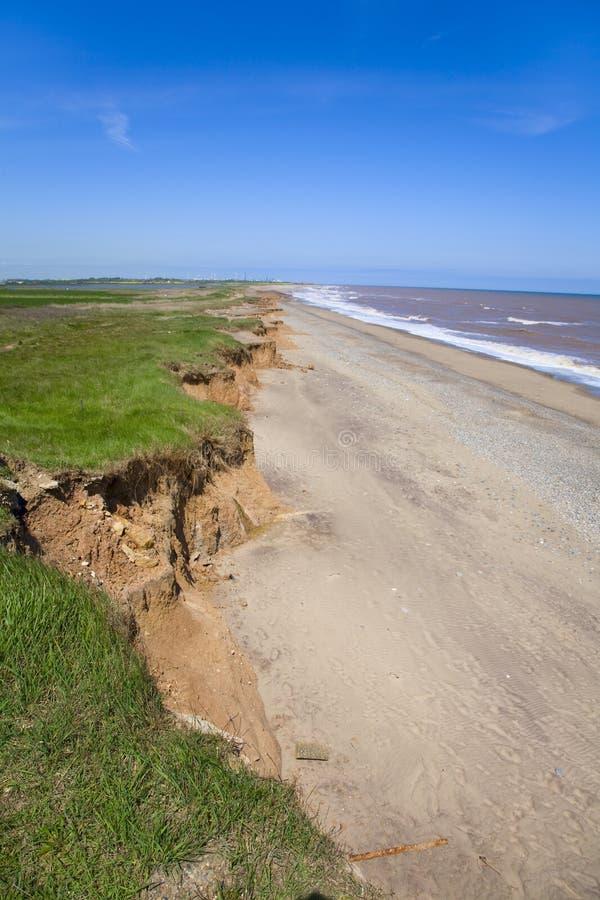 Free Coastal Erosion Holderness Royalty Free Stock Photos - 6108728