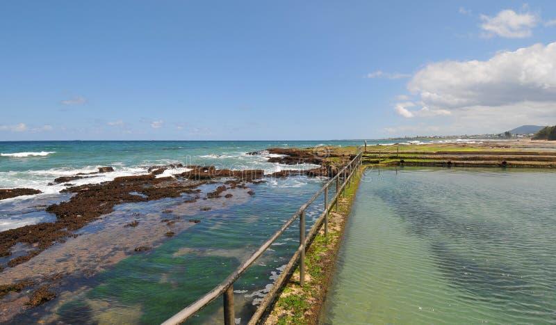 Coastal escénico fotografía de archivo