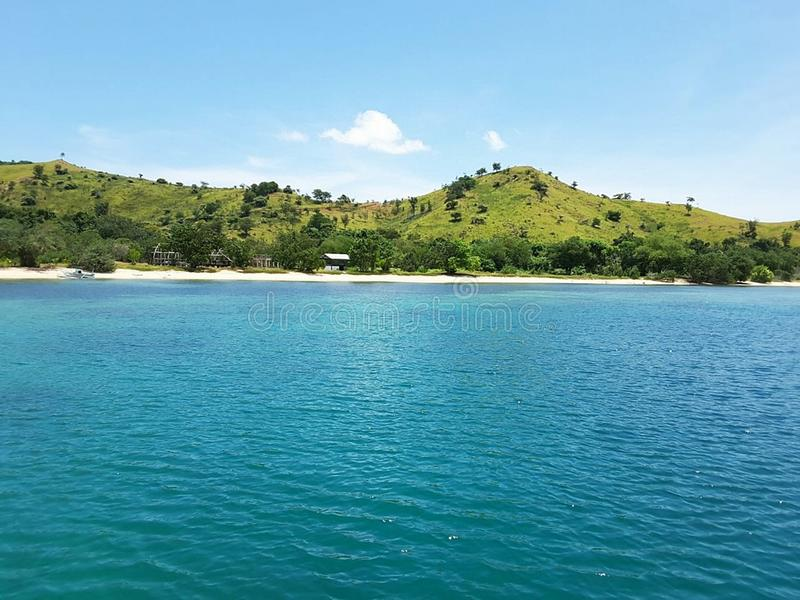 Coastal And Oceanic Landforms, Sea, Coast, Water Resources stock photo
