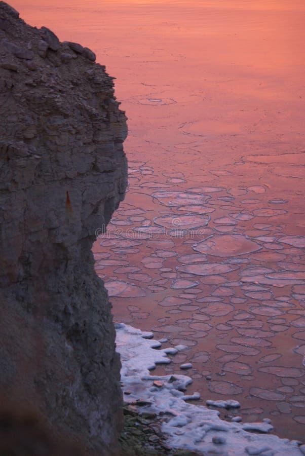 Download Coastal sea ice stock image. Image of saaremaa, frozen - 8051057