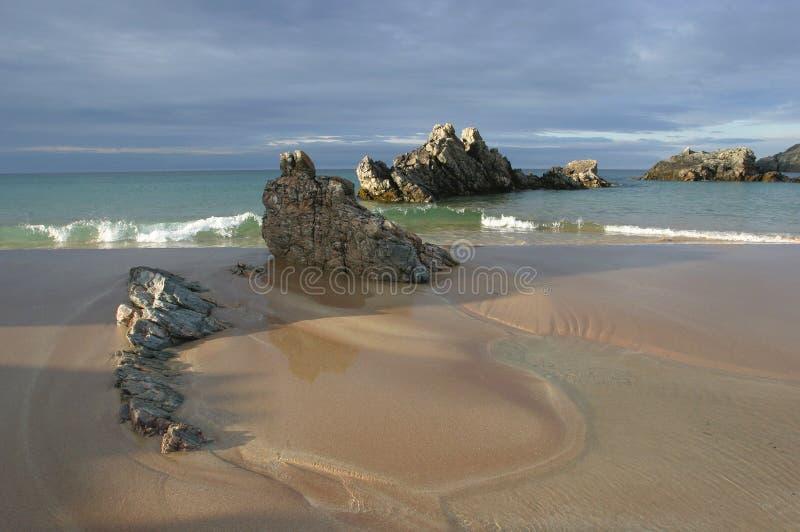 Coastal Study 1 stock photography