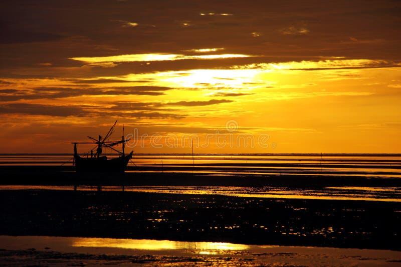 Download Coastal Of Thailand At Sunrise. Royalty Free Stock Photography - Image: 26609857