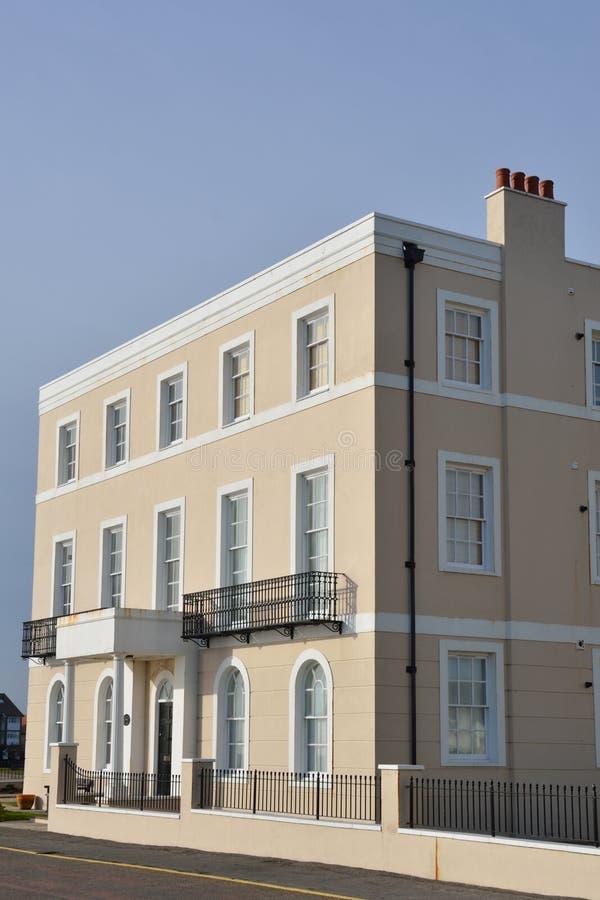 Download Coastal Townhouse stock photo. Image of angular, home - 28921764
