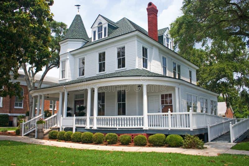 Coastal victorian home 1 royalty free stock photo