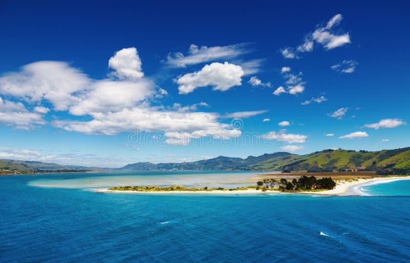 Coastal view royalty free stock image
