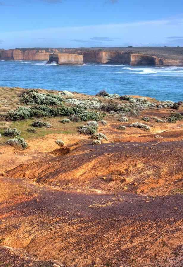Coastal Views Royalty Free Stock Photography