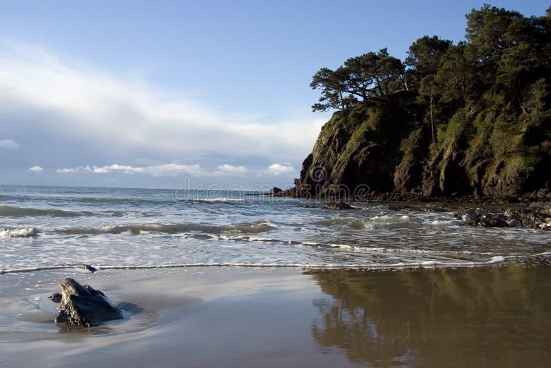 Coastal Vista royalty free stock photo