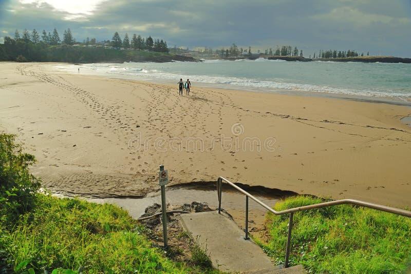 Download Coastal Walk stock photo. Image of australia, winter - 32339768