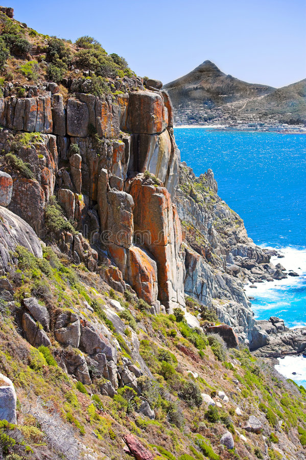 Download Coastal Wilderness - South Africa Stock Image - Image: 4666897