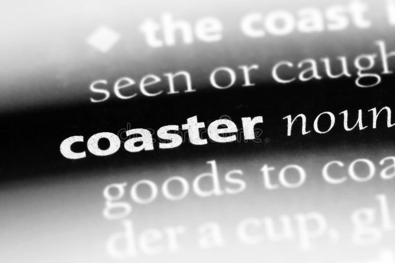 coaster images stock