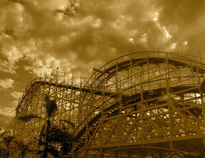 coaster photographie stock