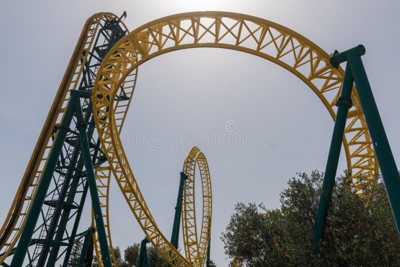 coaster photographie stock libre de droits