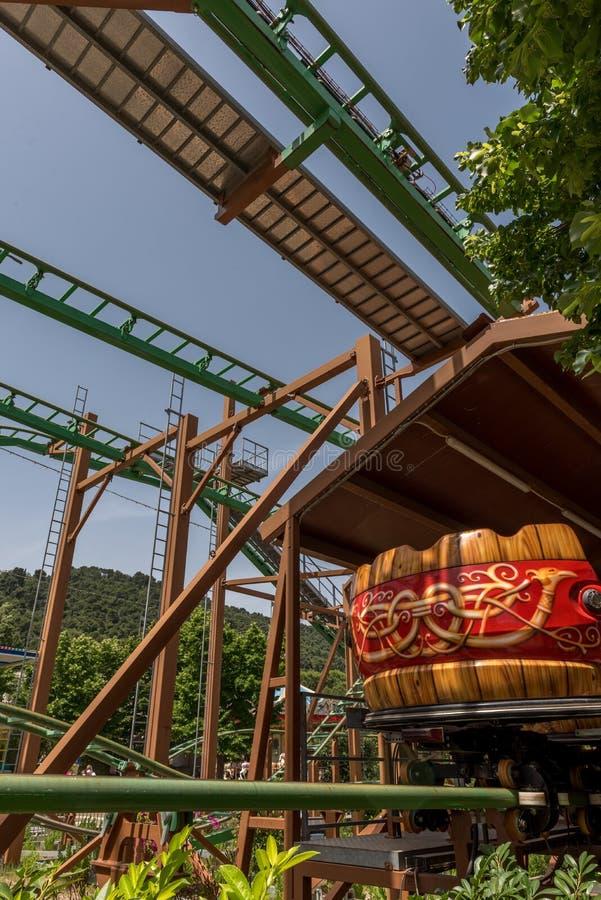 coaster photo libre de droits