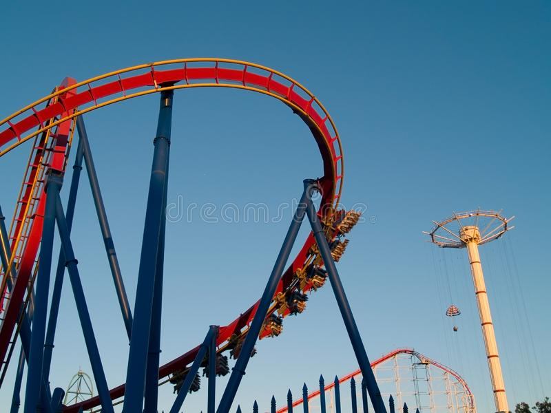 Coaster Loops royalty free stock images
