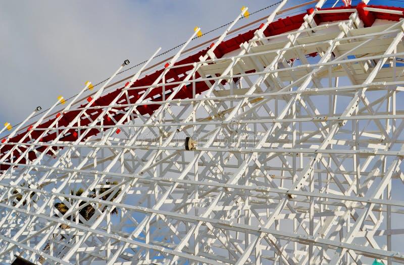coaster prate roller vienna 免版税图库摄影