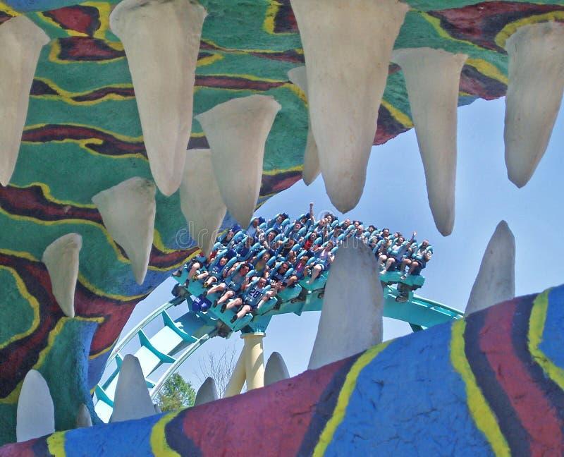 coaster prate roller vienna στοκ εικόνα με δικαίωμα ελεύθερης χρήσης
