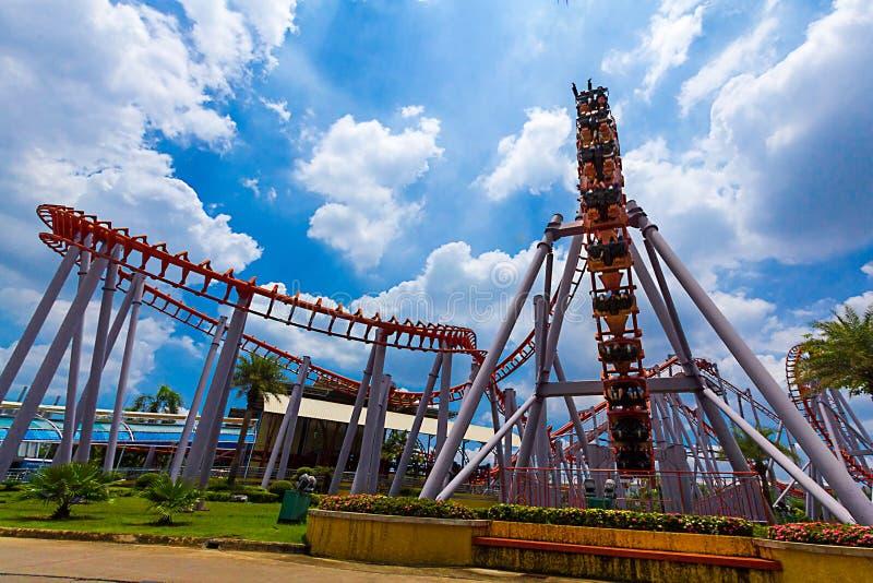 coaster prate roller vienna στοκ εικόνες με δικαίωμα ελεύθερης χρήσης