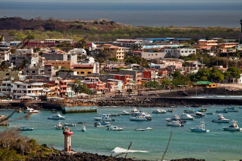Coastland pintoresco en la isla de San Cristobal imagenes de archivo