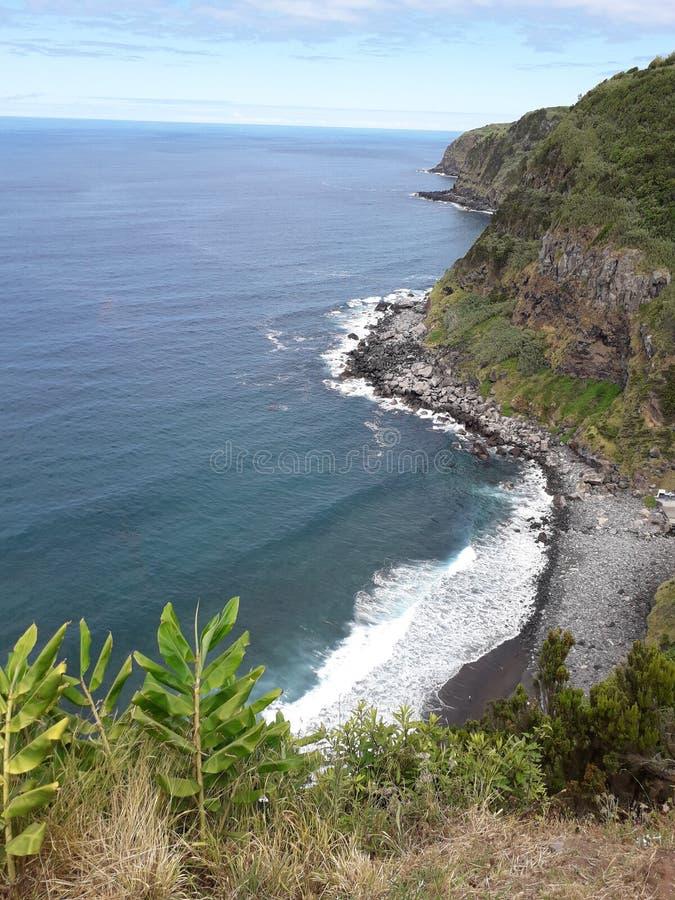 Coastline imagem de stock royalty free