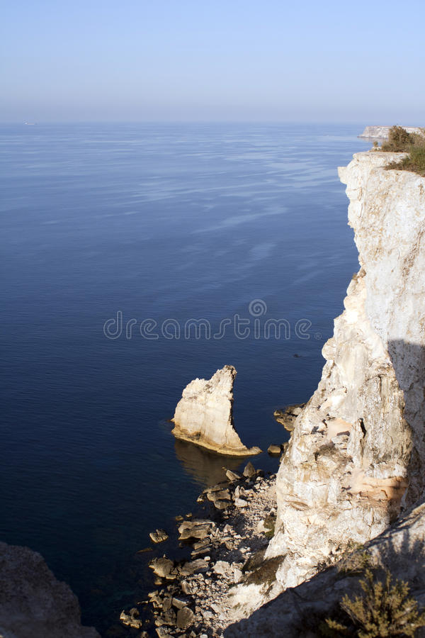 Download Coastline stock image. Image of sicily, rocky, rock, travel - 16148371
