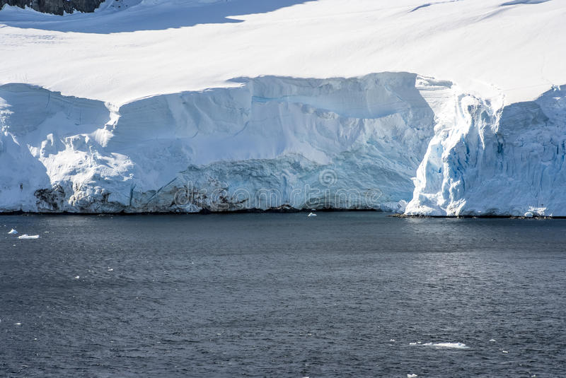 Download Coastline Of Antarctica With Ice Formations Stock Photo - Image: 39690005