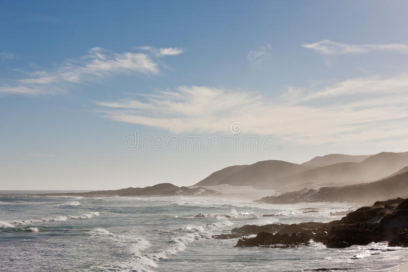 Download Coastline At The Cape Of Good Hope Stock Image - Image: 20906915