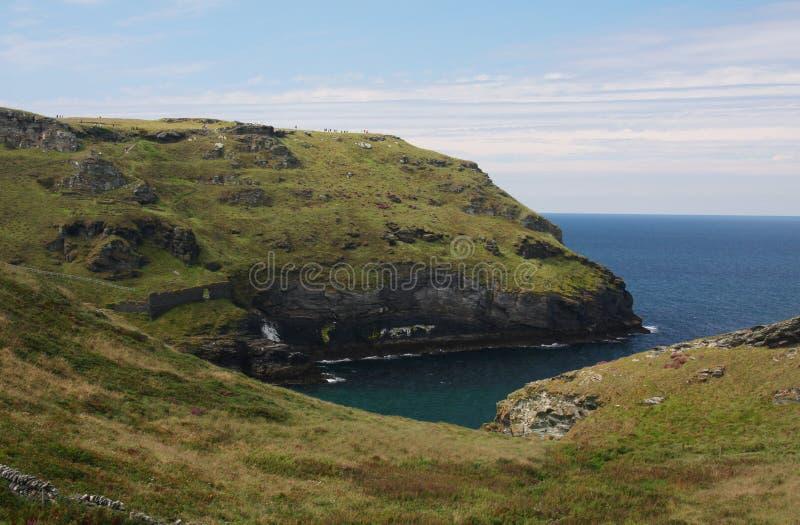 Download Coastline in Cornwall stock photo. Image of coastline - 27864720