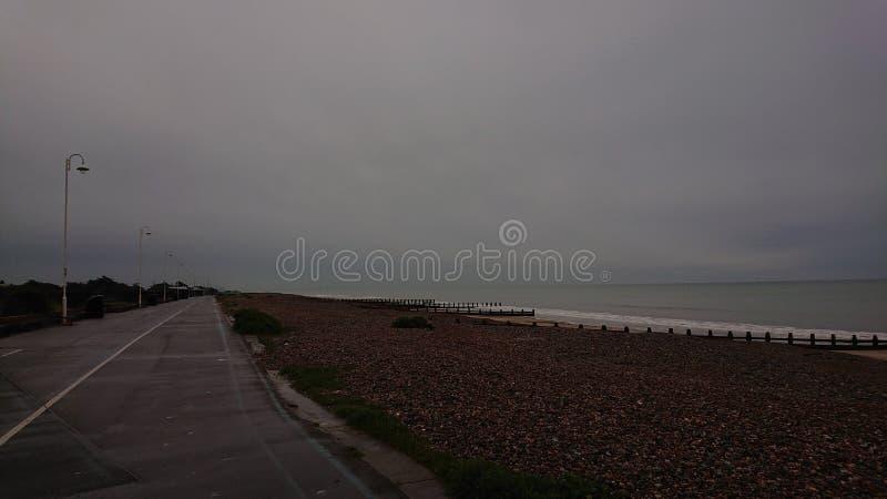 coastline England stock photography