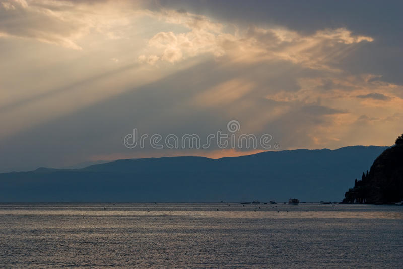 Download Coastline landscape stock photo. Image of mediterranean - 11404756