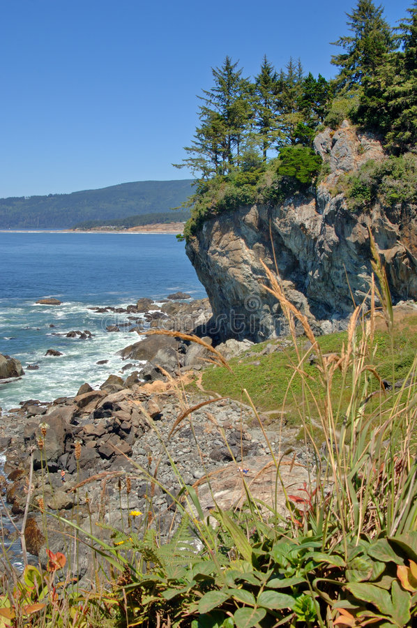 Download Coastline Of Northern California Stock Photo - Image: 3660282